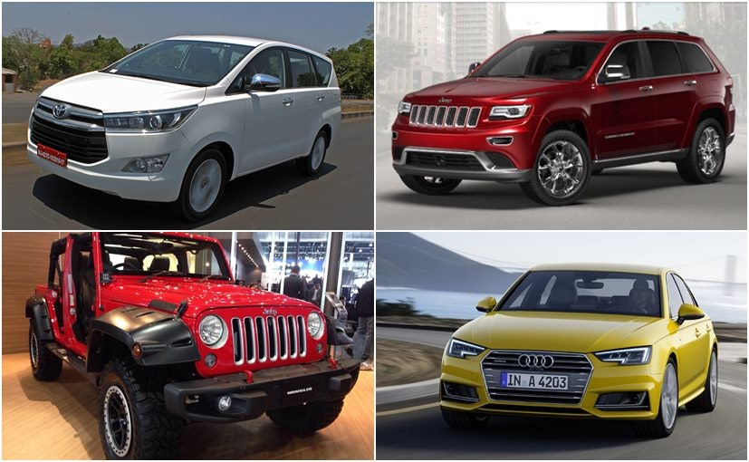 new car launches expected in indiaNew Car Launches In India In August 2016  NDTV CarAndBike