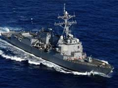 Iranian Navy In 'Unsafe' Intercept Of US Destroyer: Defence Official