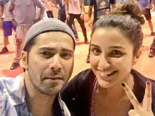 Parineeti Chopra Hurts Her Foot, Varun Dhawan Sends Love