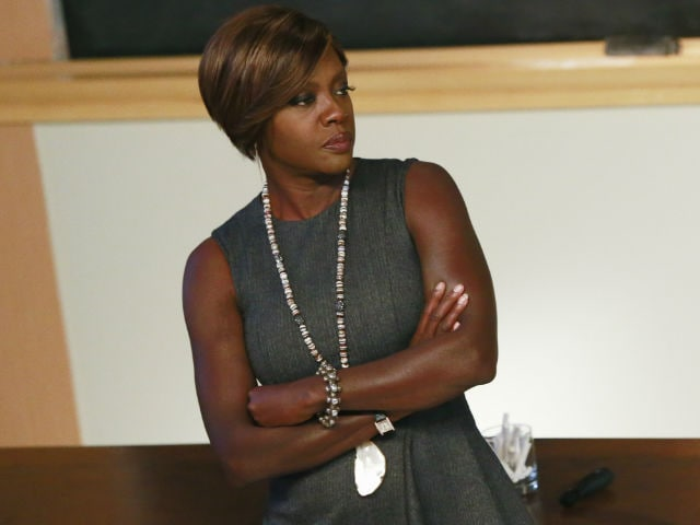 Viola Davis Rues Pay Gap for 'Women of Colour'