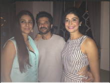Anil Kapoor's Reunion Pic With Tabu, Pooja Batra is Major Nostalgia