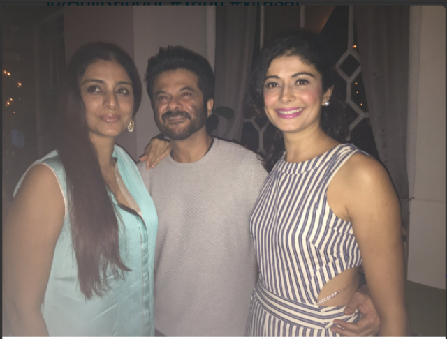 Anil Kapoor's Reunion Pic With Tabu, Pooja Batra is Major Nostalgia