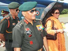 Minister VK Singh's Wife Says She Was Secretly Taped, Is Being Blackmailed