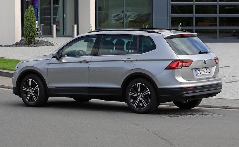 Volkswagen Tiguan 7-Seater