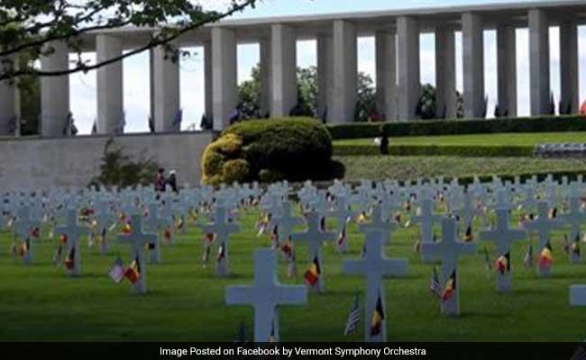 Woman Tracks World War II Soldiers Buried In Belgium
