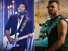Yo Yo Honey Singh Out, Arijit Singh In, On This TV Show