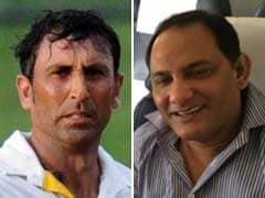 कैसे मोहम्मद अज़हरुद्दीन की मदद से बना यूनुस खान का रिकॉर्ड दोहरा टेस्ट शतक...