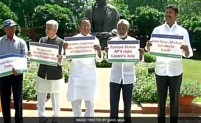 YSR Congress Unlikely To Accept Lok Sabha Deputy Speaker's Post: Report
