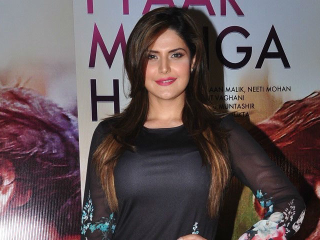Zarine Khan Hasn't Quit Divine Lovers. She's Excited to Work With Irrfan