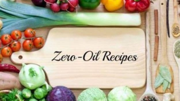 5 Recipes Without a Drop of Oil!