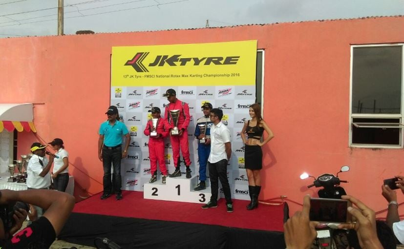 13th National Rotax Max Catagory Winners