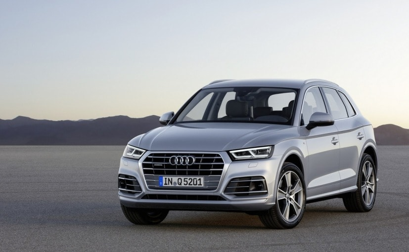 New-Gen Audi Q5 at Paris Motor Show 2016