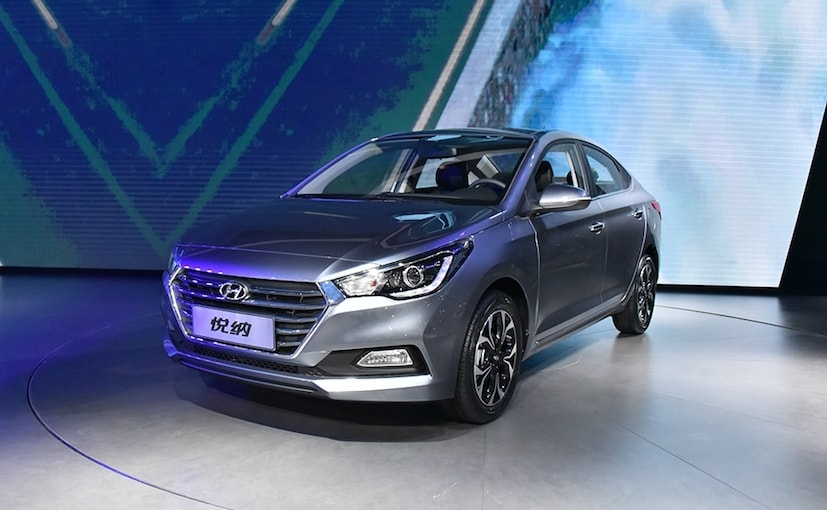 New Hyundai Verna Launched In China Will Come To India In 2017