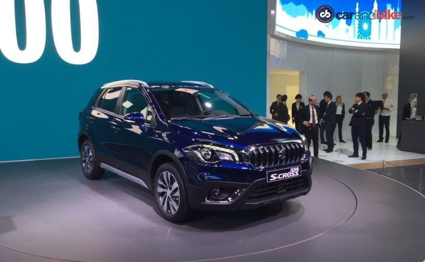 2017 suzuki sx4 s cross facelift