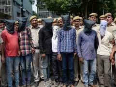डॉक्टर को अगवा कर 25 करोड़ की फिरौती मांगने वाले 7 गिरफ्तार