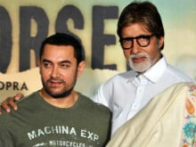 Yes, Aamir Khan and Amitabh Bachchan Will Star in <I>Thugs of Hindostan</i>