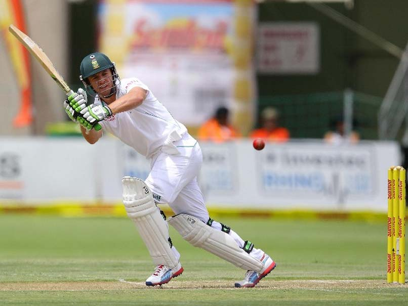 AB De Villiers Steps Down as South Africa's Test Captain, Faf Du Plessis to Replace Him