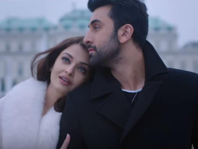 More About Aishwarya, Ranbir's Achy Breaky Hearts in Full Ae Dil Song