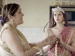 वायरल हो रहा है अदिति राव का वीडियो, अलग अंदाज में पेश किया गया है द्रौपदी का किरदार