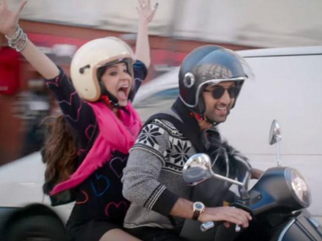 Happy Frame: Meet Ranbir, Anushka as Ayan, Alizeh in New Ae Dil Pic