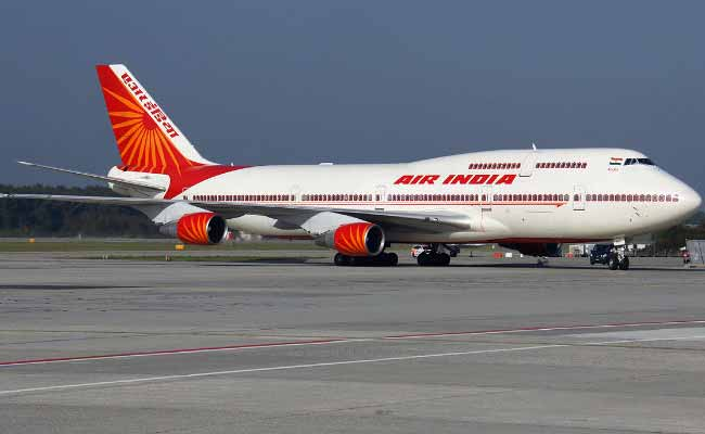 Air India Frankfurt-Delhi Plane Lands In Iran After Cockpit Window Cracks