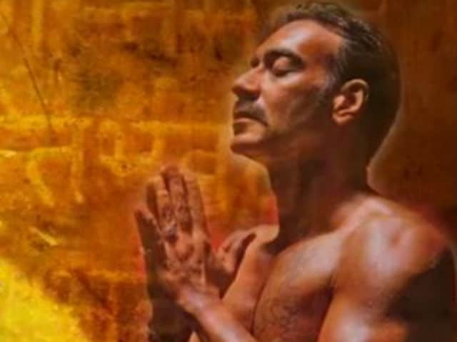 Ajay Devgn Stars in Devotional Single, Gajanan