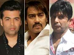 अजय देवगन ने KRK और करण जौहर पर लगाया 'शिवाय' को नुकसान पहुंचाने का आरोप, क्या बोलीं काजोल