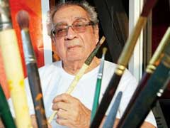 Akbar Padamsee's 'Greek Landscape' Sells For Rs 19 Crores, Sets Record