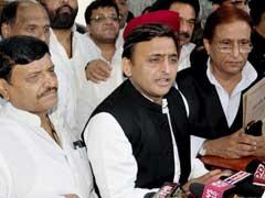 मुलायम के आह्वान के बावजूद आजम खान के समर्थन में नया आंदोलन नहीं करेगी समाजवादी पार्टी