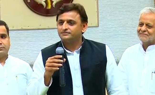 यूपी चुनाव : अखिलेश यादव ने कहा - अगर गठबंधन हुआ तो जीत सकते हैं 300 सीटें
