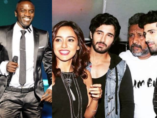 Akon to Sing For Anubhav Sinha's Tum Bin 2?