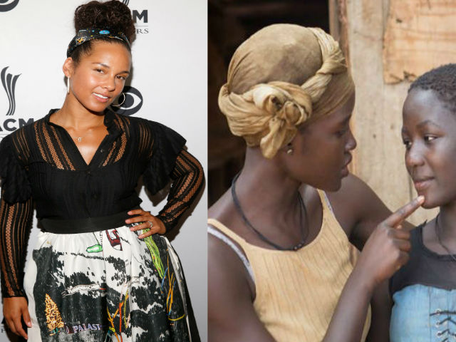Grammy Winner Alicia Keys' Song in Mira Nair's Queen of Katwe