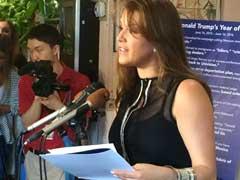 New Miss Venezuela Takes Issue With Donald Trump's Attacks On Alicia Machado