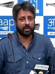 तबलीगी जमात के सपोर्ट में उतरे AAP विधायक, कहा - वे लोग कर ही नहीं सकते बदसलूकी, शेयर किया VIDEO