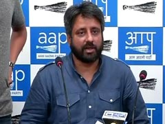 AAP Legislator Amanatullah Khan Resigns As Member Of Delhi Waqf Board