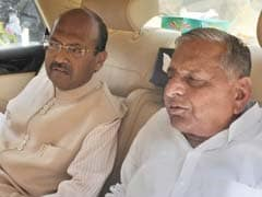 'No Plans' To Take Amar Singh In Samajwadi Front Headed By Mulayam Singh: Shivpal Yadav