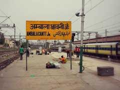 3 Girls Found Semi-Conscious At Ambala Railway Station