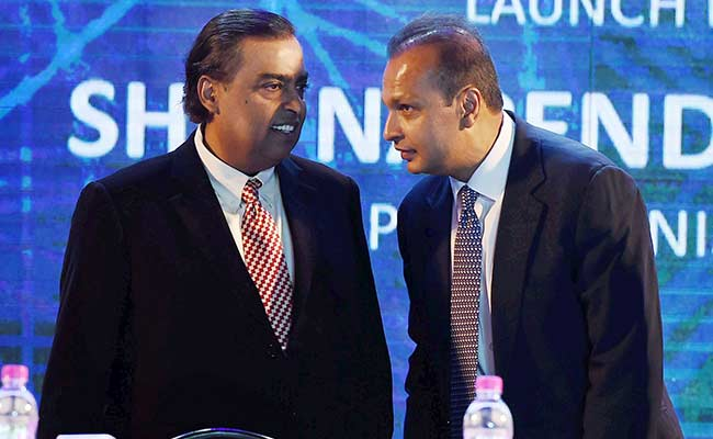 Anil Ambani thanks brother Mukesh for 'timely support' in clearing RCom dues