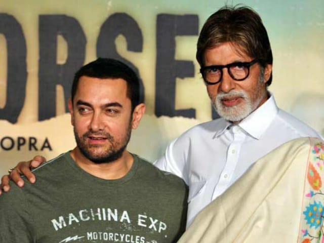 Yes, Aamir Khan and Amitabh Bachchan Will Star in Thugs of Hindostan