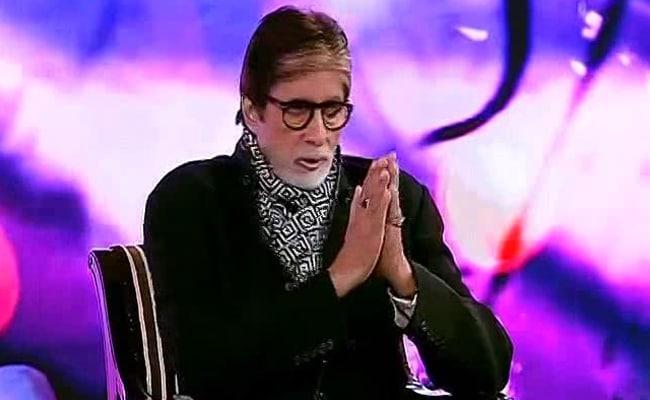 हमें लड़कों के सामने उदाहरण पेश करना होगा, वे जरूर बदलेंगे : अमिताभ बच्चन