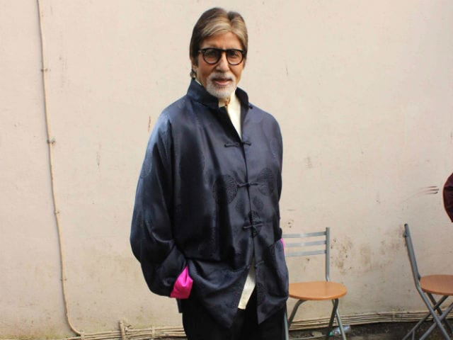 Amitabh Bachchan Tweets, Pink Getting Incredible Attention, Immense Love
