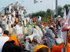 Rail Traffic Hit In Punjab Due To Protest By Farmers