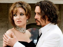 Angelina Jolie Comforted by Johnny Depp Amid Divorce Drama?