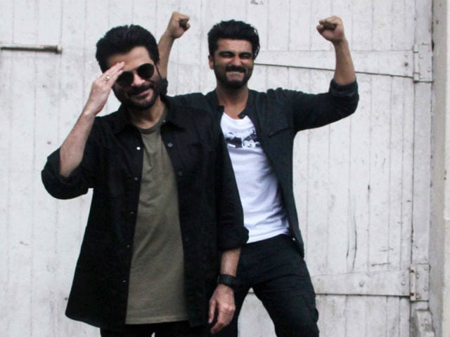 Here's When You'll See Anil Kapoor, Arjun Kapoor in Mubarakan