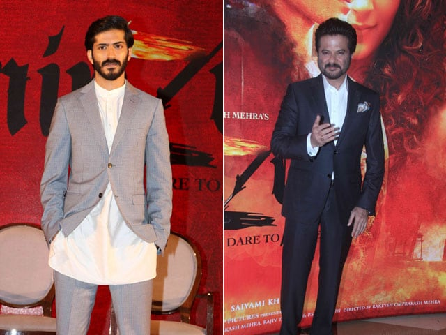 What Harshvardhan Kapoor's Dad Anil Told Him After Watching Mirzya