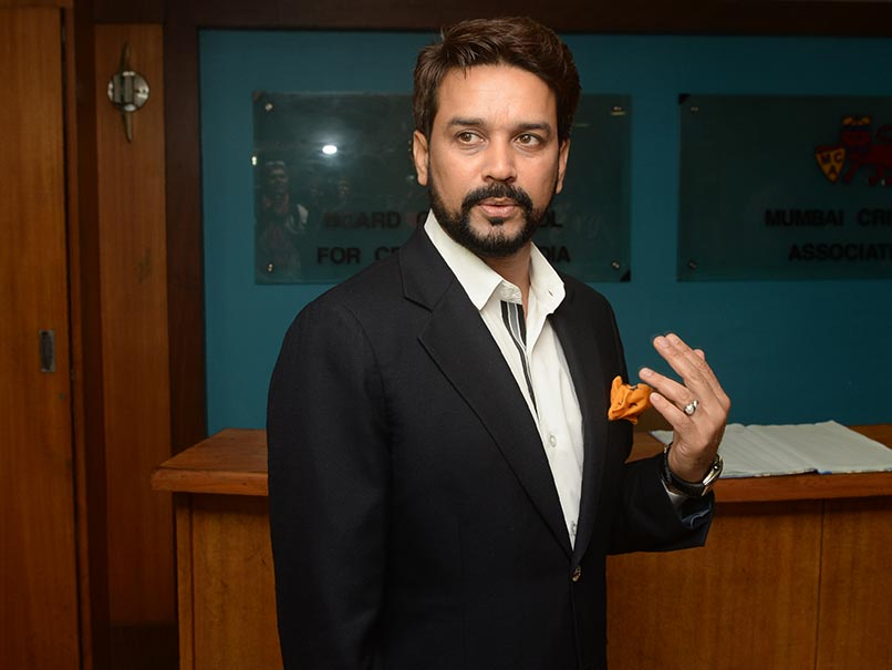 PCB Refuses to Comment on Anurag Thakur