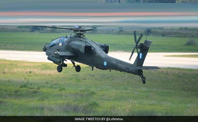 अमेरिकी अपाचे अटैक हेलीकॉप्टर के भारत में निर्माण का रास्ता साफ