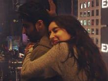 Arjun Kapoor Says <i>Half Girlfriend</i> Was 'Emotionally Difficult'