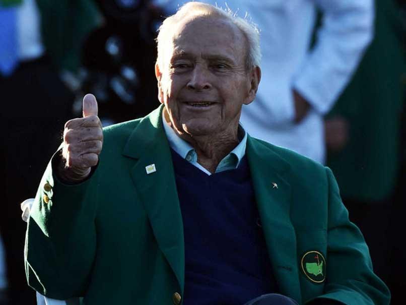 Arnold Palmer, King of The PGA Tour, Dies at 87