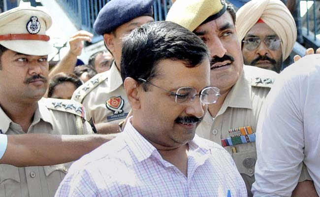 Congress Has Joined Hands With SAD-BJP To Stop AAP In Punjab: Arvind Kejriwal